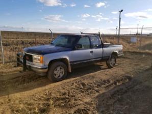 Cheap 4x4 work truck