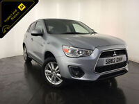 2013 MITSUBISHI ASX 3 1 OWNER SERVICE HISTORY FINANCE PART EXCHANGE WELCOME