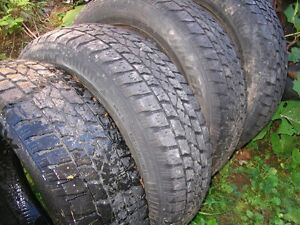 artic claw snow tires 185 65 15