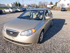 2008 Hyundai elantra certified and etested