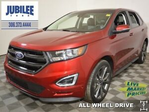 2017 Ford Edge Sport  - Leather Seats -  Bluetooth