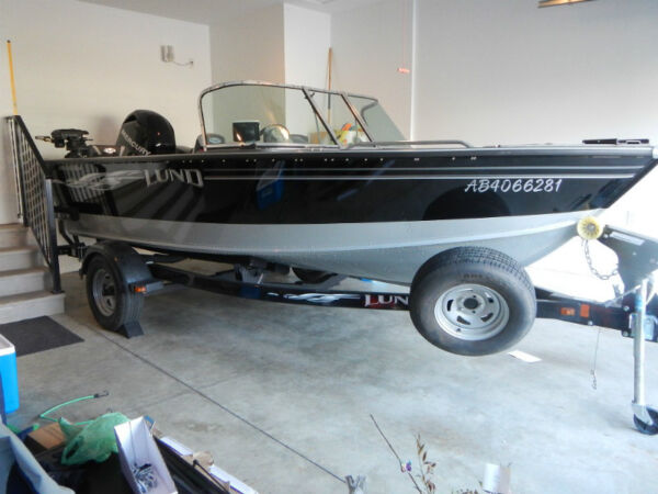 Used 2009 Lund Boat Co LUND 1700 PRO SPORT