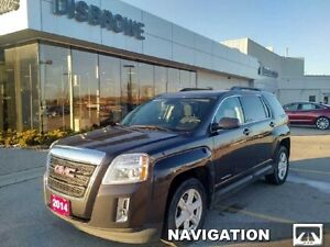 2014 GMC Terrain SLE-2  Navigation, Remote Start, Heated Seats