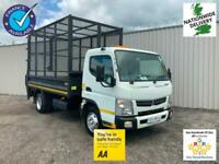 2013 Mitsubishi Canter 7C15 34 - 7.5 TONNE - STEEL CAGED TIPPER +TAILLIFT Tipper