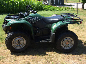 Four wheeler in excellent condition