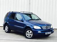 2003 Mercedes-Benz ML270 2.7TD auto CDI FACELIFT PX SWAP FINANCE AVAILABLE