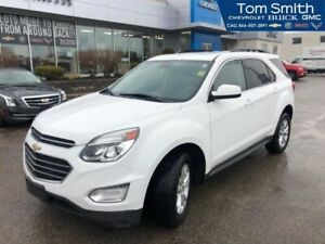 2016 Chevrolet Equinox LT  One Owner - Heated Seats - Remote Sta