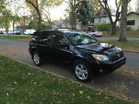 2007 Toyota RAV4 SUV, Crossover - Excellent Condition
