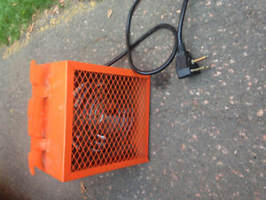 Portable Heaters./ Construction Heaters