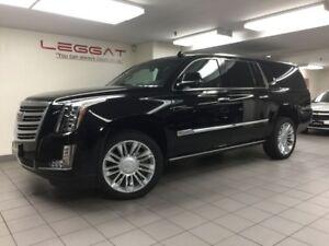 2019 Cadillac Escalade ESV Platinum  - Sunroof