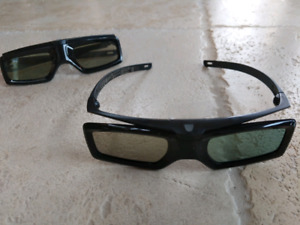 Sony Active 3D glasses TDG-BT400A