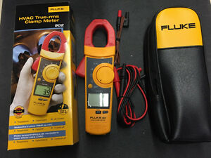 Fluke 902 TRMS HVAC Clamp Meter