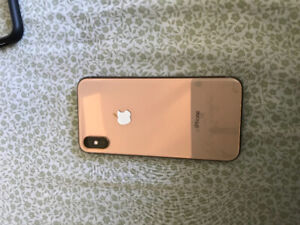 Iphone xs 64g gold