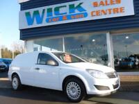2013 Vauxhall ASTRA CLUB 1.7 CDTI VAN *LOW MILES* Manual Small Van