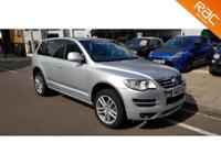 Volkswagen Touareg V6 Altitude TDi DIESEL AUTOMATIC 2008/57