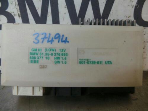 BMW E39 5 SERIES GM3 Module 61358376693