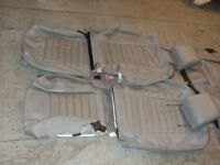 2005-9 mustang leather seat covers convertible $450.00