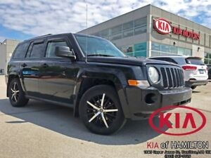 2008 Jeep Patriot Sport | Heated Seats | Aftermarket Rims | AS-I