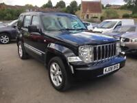 Jeep Cherokee 2.8CRD ( 174bhp ) 4X4 Auto Limited - 2008 08