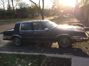 1989 Chrysler New Yorker *Immaculate condition* price negotiable