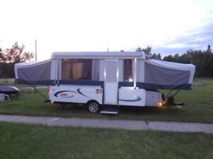 2011 Coleman Utah Pop-Up Trailer for Sale