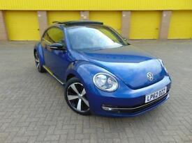 Volkswagen Beetle Sport TDi DSG - Reaf Blue with Panoramic Sunroof - Auto Diesel