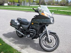 Honda Silverwing Interstate