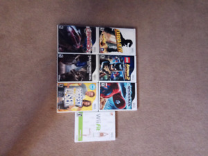 Lots of great Wii games for sale