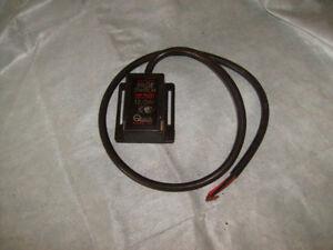 Bilge pump switch/Interrupteur de pompe de cale