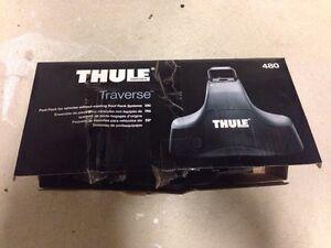 Thule Traverse pattes pour support