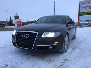 2006 Audi A6 4.2 V8 AWD Quattro S-Line Full Loaded!!