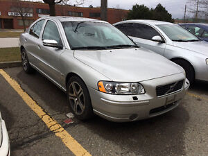 2006 Volvo S60 2.5t Sedan Safetied