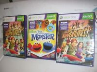 6 XBOX 360 GAMES ALL IN GREAT CONDITION.