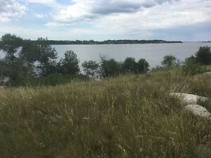 Large Lakefront Lot REDUCED PRICE