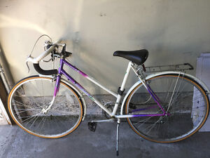 .Ladies  Nishiki Bicycle  Ment condition call 6139790090
