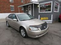 2005 Nissan Altima 2.5 S Berline