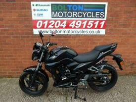 SYM WOLF 125 MOTORCYCLE FREE CBT ON SITE 5 YEAR WARRANTY