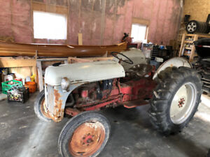 Tractor - 8N Ford