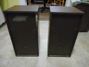 Vintage stereo Bookshelf speakers.  AWESOME SOUND! Kitchener / Waterloo Kitchener Area image 5