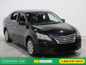 2013 Nissan Sentra SV AUTO A/C GR ELECT BLUETOOTH CRUISE CONTROL