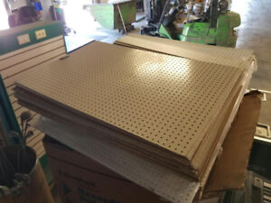 Peg Board - Prices and Sizes Below