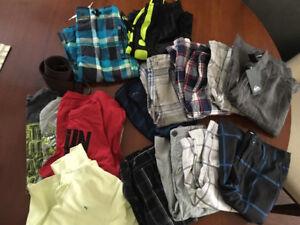Boys size 12 summer clothes