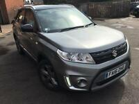 2016 Suzuki Vitara SZ-T URBAN Petrol grey Manual