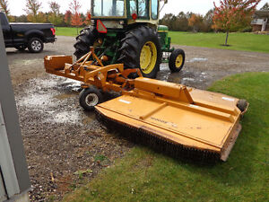 6ft Woods ditch bank mower London Ontario image 3