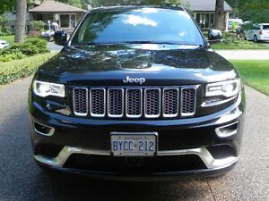 "2015 JEEP GRAND CHEROKEE "" SUMMIT"" (Trades Welcome) Windsor Region Ontario image 1"