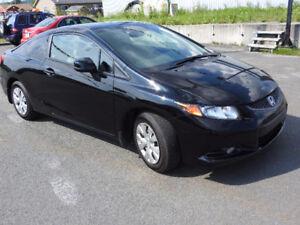 2012 Honda Civic LX Coupé (2 portes)