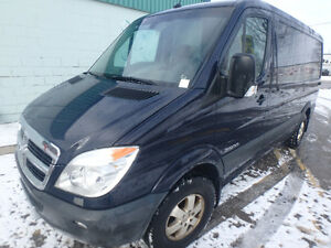 "2007 Dodge Sprinter 2500 144"" WB - GAS_SUNROOF_ALLOYS_CERTIFIED_"
