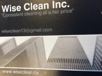 Consistent Cleaning Services