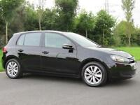 2010 VOLKSWAGEN GOLF 1.6 TDI 105 BHP*** £30 ROAD TAX** FULL VW SERVICE HISTORY