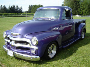 1955 CHEVY, 3100 FIRST SERIES PICKUP